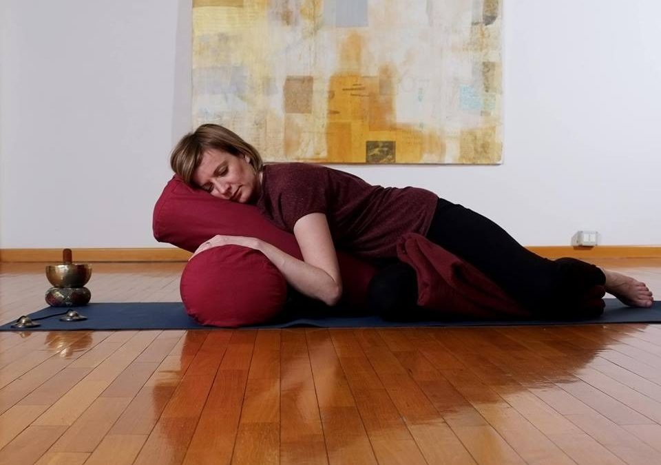 Weekend di RESTORATIVE YOGA – 17/18 giugno 2017