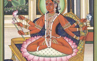 SEMINARIO | Le dee nello Yoga | BHUVANESHWARI / 23 novembre 2019