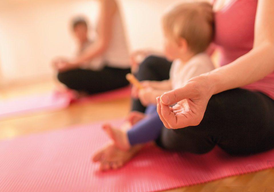 OPEN DAY – Yoga per gestanti e mamma&bebè / 12 ottobre 2019