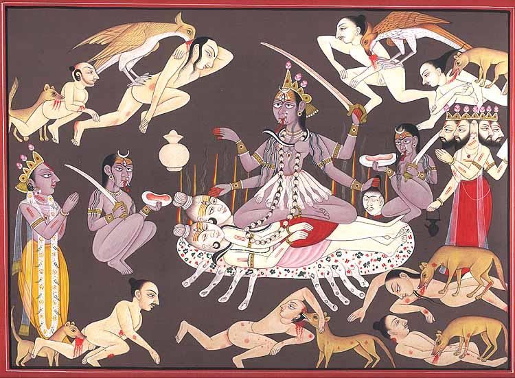 SEMINARIO | Le dee nello Yoga | KALI / 18 gennaio 2020